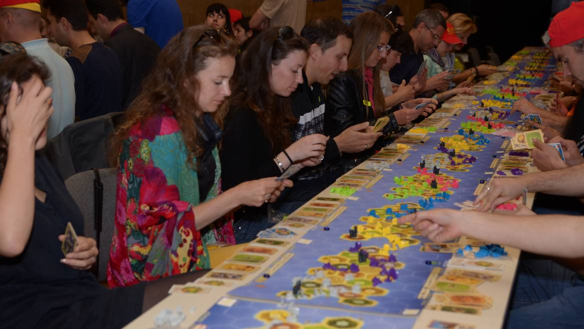 CATAN Big Game, 27.05.2016