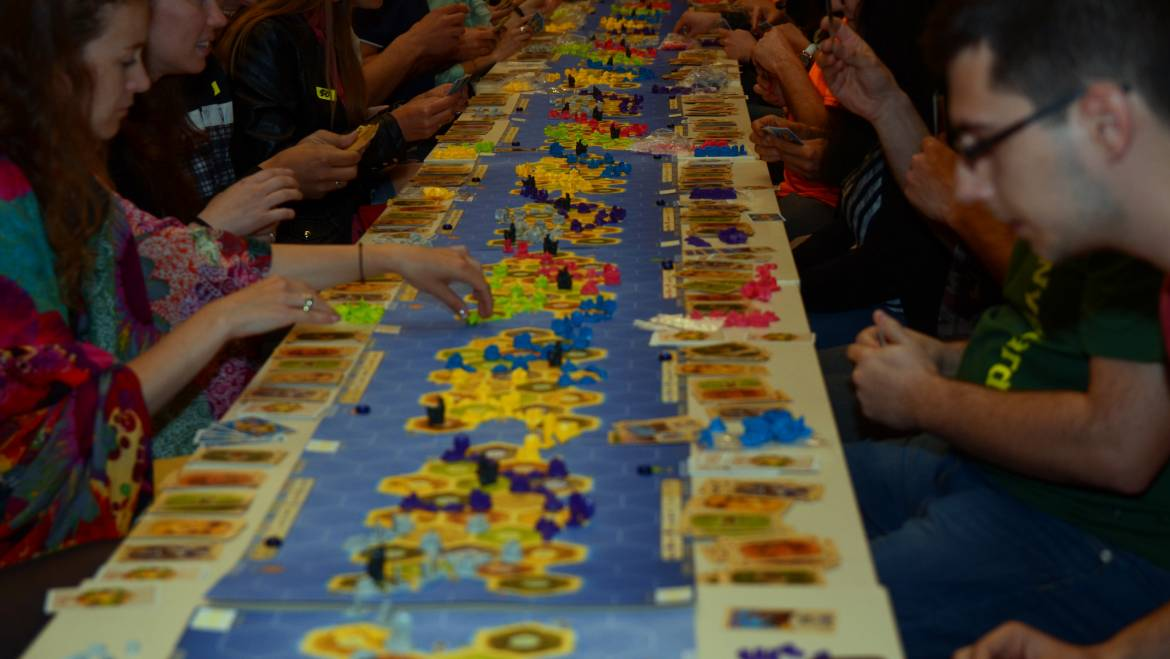 CATAN Big Game 2017