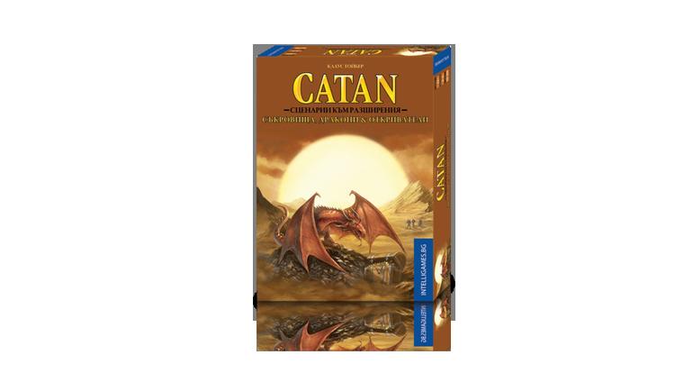<strong>CATAN</strong> Съкровища, Дракони & Откриватели