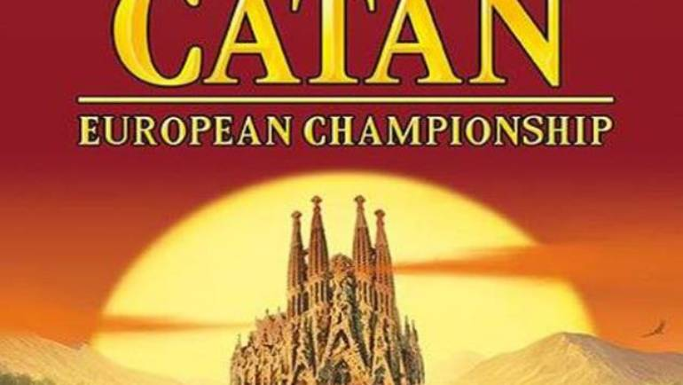 CATAN European Championship 2017 BARCELONA