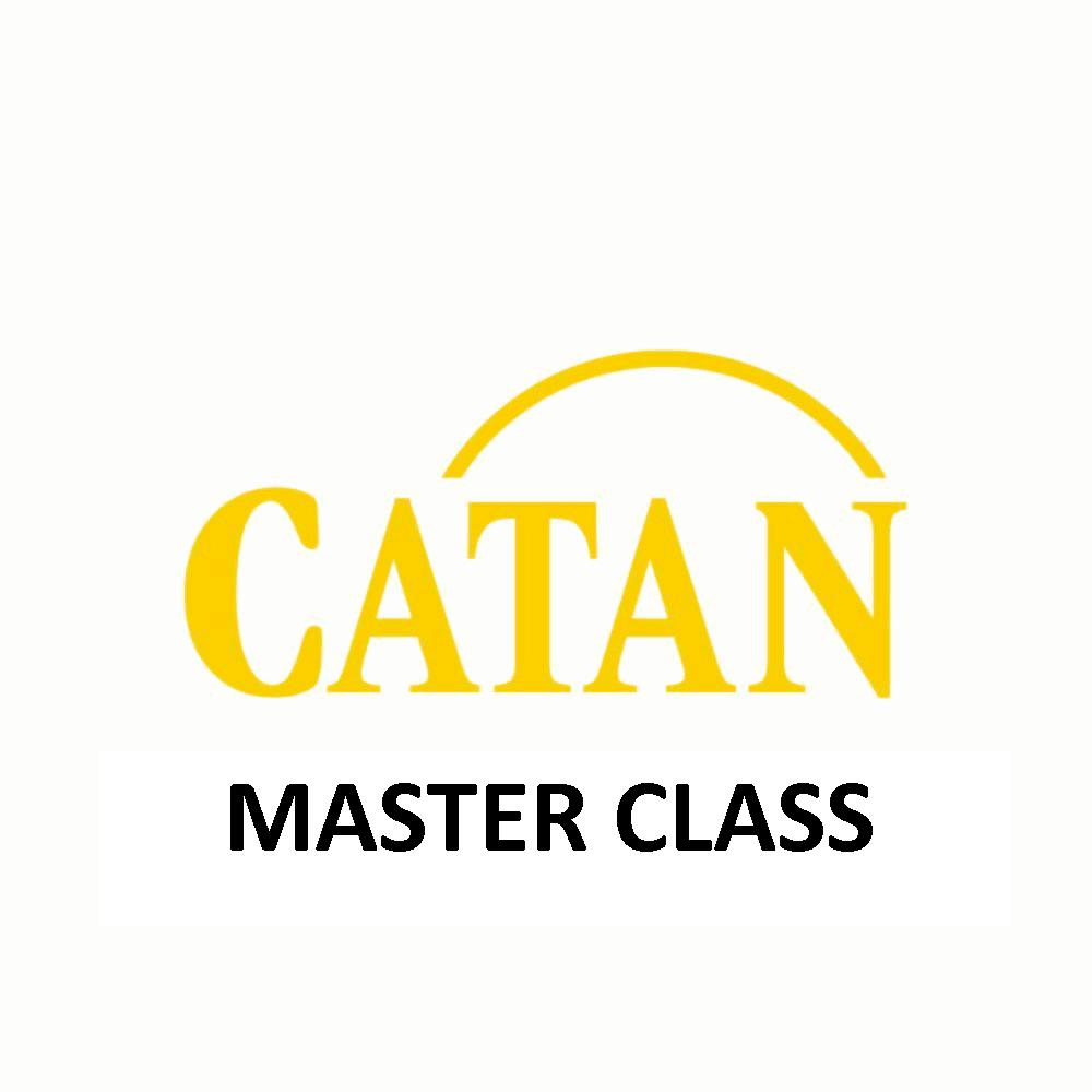 CATAN MASTER CLASS 05. 2018