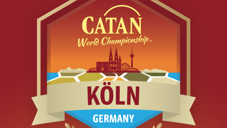 CATAN World Championship 2018 – Köln/Germany