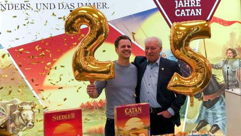 CATAN празнува 25 години