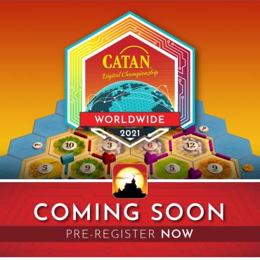 CATAN Digital Campionship